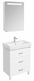 Мебель для ванной Акватон Америна 60 М, белый
