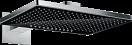 Верхний душ Hansgrohe Rainmaker Select 460 2jet 24005600 черный/хром