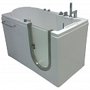 Акриловая ванна Gemy GO-03 B L 130x68 см