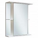 Зеркальный шкаф Руно Мадрид 60 R белый
