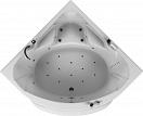 Акриловая ванна Акватика Максима 175x175 см без гидромассажа