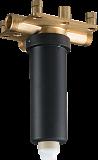 Верхний душ Hansgrohe Rainmaker Select 460 24010180 скрытая часть