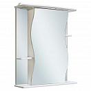 Зеркальный шкаф Руно Лилия 55 R белый