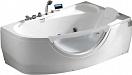 Акриловая ванна Gemy G9046 II K R 171x99