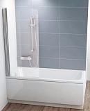 Шторка для ванны Ravak Chrome CVS1-80 L/R