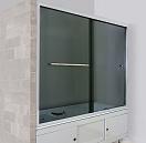 Шторка для ванны Pucsho Vorhang Gray-3100 180x150