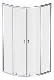 Душевой уголок Am.Pm X-Joy 90x90 прозрачный, хром матовый