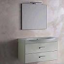 Мебель для ванной Arbi Smart/Splash 100 белый глянцевый ( снято с производства)