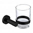 Держатель для стакана Omnires Modern Project MP60320BL черный