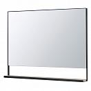 Зеркало Акватон Лофт Урбан 100 см графит/дуб орегон