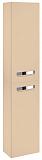 Шкаф пенал Roca Gap 35 см R, бежевый (снято с производства)