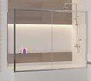 Шторка для ванны RGW Screens SC-82 170x70 хром, прозрачная