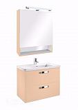 Мебель для ванной Roca Gap 80 см бежевый