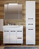 Мебель для ванной Vigo 5 звезд Plaza-2 85 см белый