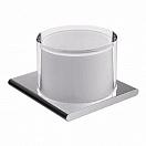 Дозатор подвесной Keuco Edition 400 11552019000 стекло/хром