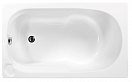 Акриловая ванна VagnerPlast Nike 120x70