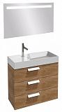 Мебель для ванной Jacob Delafon Rythmik 100 см квебекский дуб