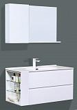 Мебель для ванной Orans BC-4017L-1000 100 см белый