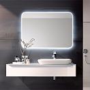 Мебель для ванной Keramag MyDay 115 см смеситель справа, белый