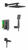 Душевой набор Timo Selene SX-3069/03SM черный