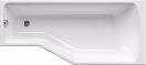 Акриловая ванна Ravak BeHappy 160x75 L