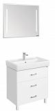 Мебель для ванной Акватон Америна 80 М, белый