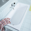 Стальная ванна Kaldewei Saniform Plus 373-1 170x75 anti-slip+easy-clean