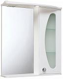 Зеркальный шкаф Руно Линда Люкс 65 R белый (снято с производства)