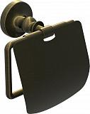 Держатель туалетной бумаги Rush Crete CR35111 бронза