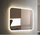 Зеркало Relisan Jasmin 80x60 см, с подсветкой