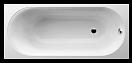 Квариловая ванна Villeroy&Boch Cetus 170x75 см, арт. UBQ170CEU2V-01