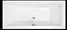 Акриловая ванна Besco Quadro 155x70
