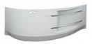 Фронтальная панель Ванеса Ирма 150x64 R c полотенцедержателем