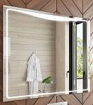 Зеркало Vigo Eva Luxe 70 см анти-пар