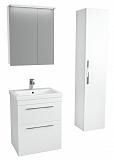 Мебель для ванной Toms Design Katrin 60 см белый, 2 ящика (снято с производства)