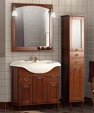 Мебель для ванной Roca America 85 см орех