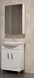 Мебель для ванной Vigo 5 звезд Martina 60 см белый