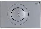 Кнопка смыва Creavit Power GP5003.00 хром матовый
