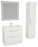 Мебель для ванной Toms Design Jolante 80 см белый лак, 2 ящика (снято с производства)