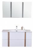 Мебель для ванной Orans BC-NL006-1000 100 см белый/ясень