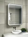 Зеркальный шкаф Relisan Angelica 60 см с подсветкой