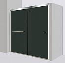Душевая дверь Pucsho Vorhang Gray-3100