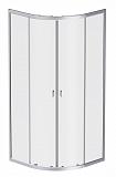 Душевой уголок Am.Pm X-Joy 80x80 прозрачный, матовый хром