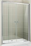 Душевая дверь Cezares Pratico PRATICO-BF-2-190-C-Cr 190x185 прозрачная