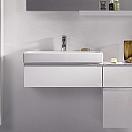 Мебель для ванной Keramag iCon 90 см 1 ящик, белый глянец