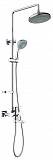 Душевая стойка Timo Beverly SX-1060/00 (3010) с подсветкой, хром