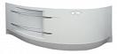 Фронтальная панель Ваннеса Ирма 169x66 L с полотенцедержателем