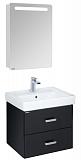 Мебель для ванной Акватон Америна 70, черный