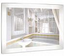 Зеркало Relisan Linda 100x70 см, с подсветкой