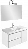 Мебель для ванной Jacob Delafon Odeon Up 102 см блестящий ламинат (снято с производства)